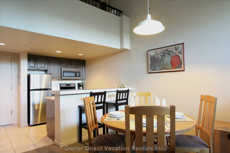 Dining and Kitchen Overview