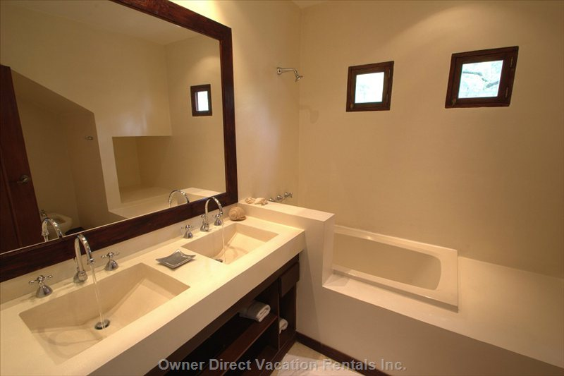 Bathrooms with Double Sink