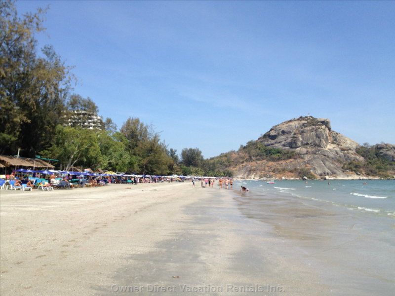 Khao Takiab Beach 200 Meters Walk