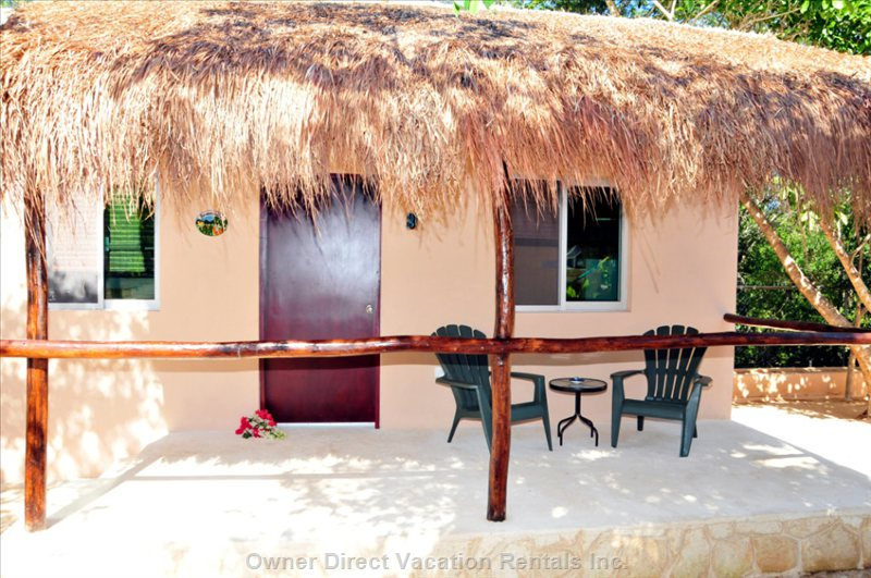 Stand Alone Casita  - Exterior View of each Stand Alone Casita