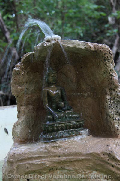 Buddha's Fountain