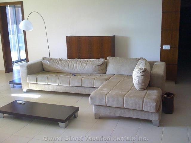 Living Room - Similar to, but May Not be this Unit.