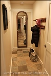 A  Hallway Separates the Living, Dining Area ROM the Seconf Bed/Bath, and is an Ideal Space to Store and Dry your Gear.