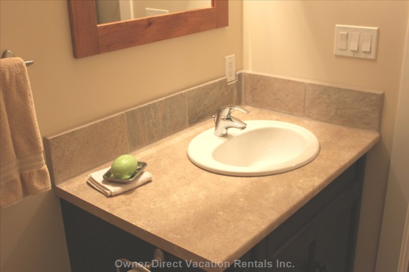 Twin/King Ensuite Bathroom Vanity.