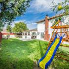 Slide and Fort and Swing