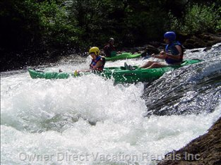 Rafting, Canyoning, Kayak in the Basque Rivers