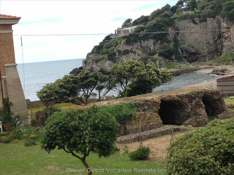 The Etruscan Archeological Site Right in your Backyard