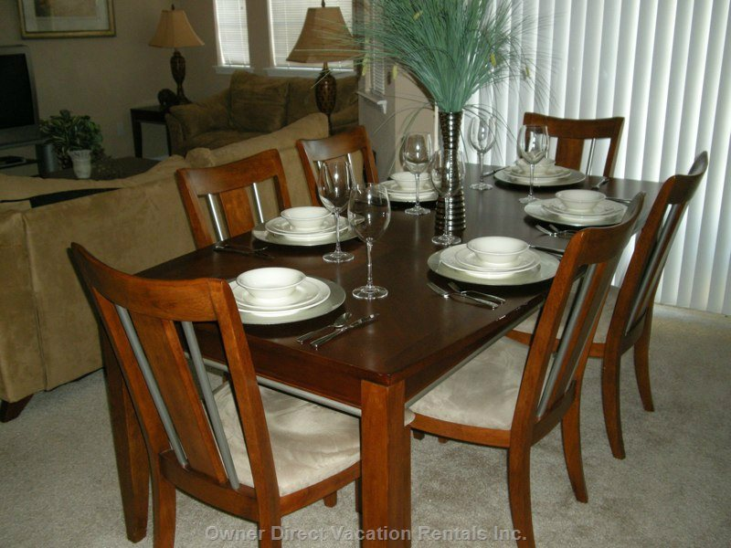 Full Dining for Family Meals