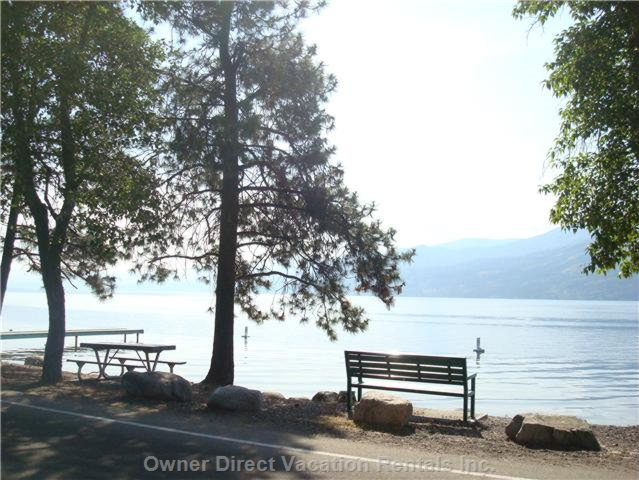 Peachland Lakeshore