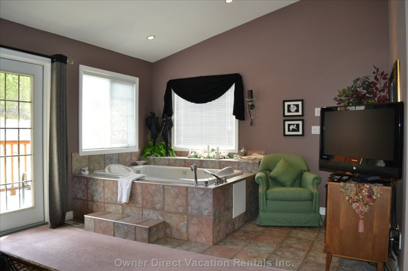 Mstr Bedroom 2 Person Soaker Tub