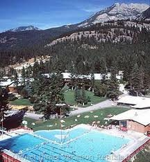 Fairmont Hot Spring Pools