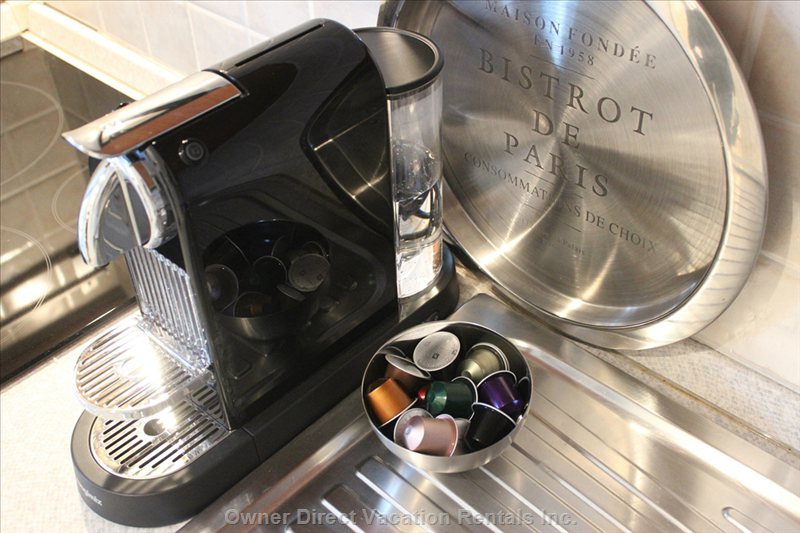 Top Rated Nespresso Cappucino Latte Maker