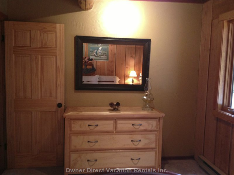 Double Bedroom Dresser