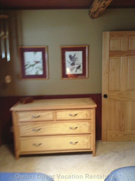 Twin Bedroom Dresser