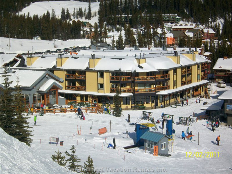 Apex Mountain Resort Vacation Condo Rental #41072