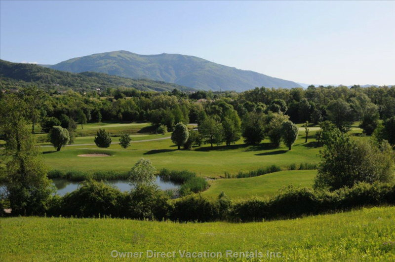 View of the Splendid 27-Holes Asolo Golf Course