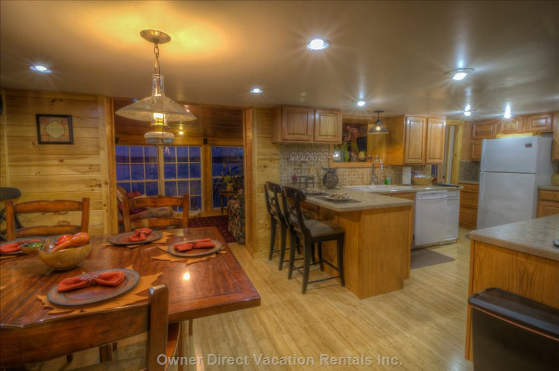 Awesome wine trail lakefront home, ID#208034