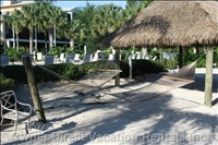 Beach Area with Hammocks
