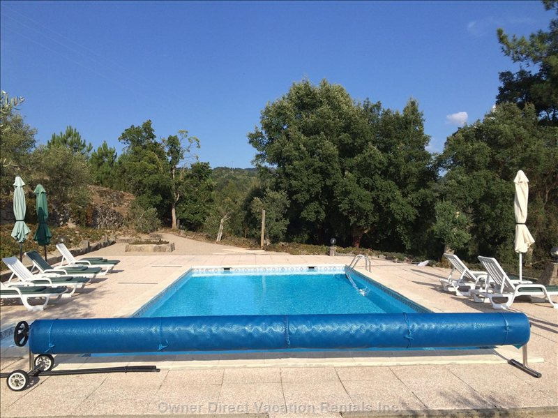 Swimming Pool - Private Swimming Pool 10.00 X 5.00 M  Swimming Pool - for Sole Use of Guests