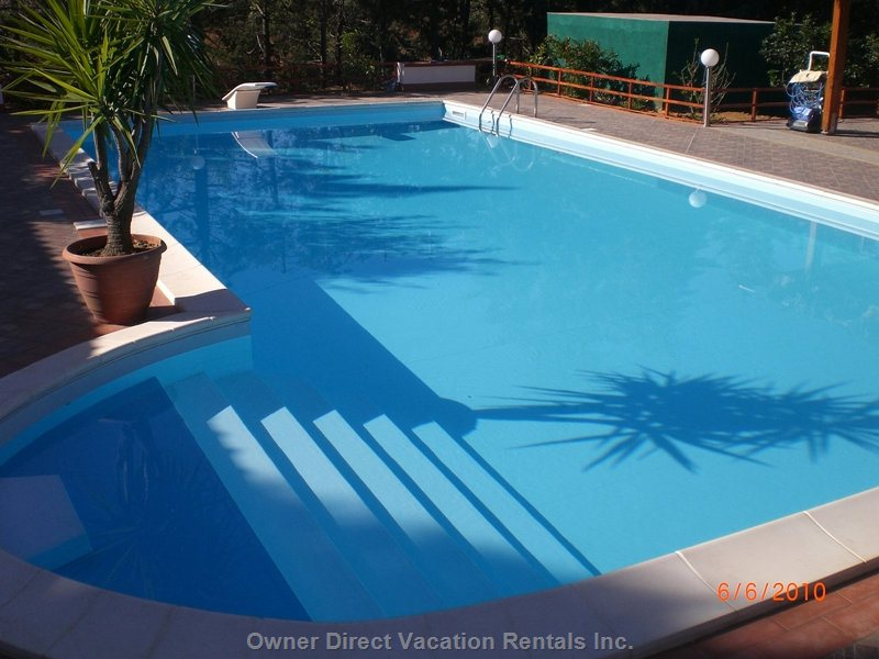 Swimming Pool Salt Water and Natural Chlorine (Non Chemical)