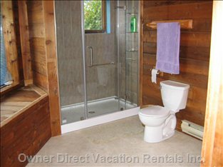 Shower in Ensuite