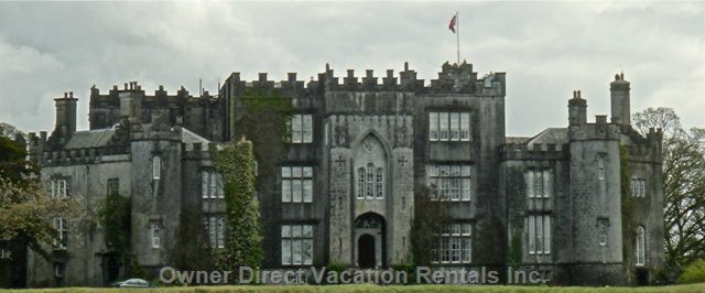 Birr Castle, Co. Offaly