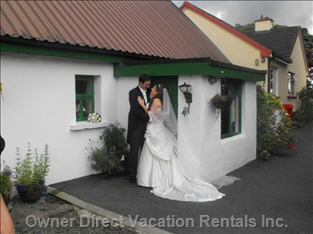 A Wedding at Chestnut Cottage