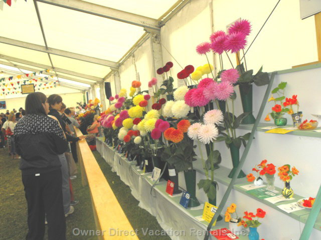 Tullamore Show - Annual Tullamore Agricultural Show in August