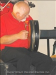 The Bodhran Player