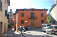 Townhouse San Rocco - the Townhouse is on the Top Floor of the Building.