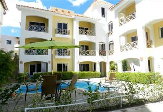 Playa Dominicus, Lovely Apartment with Balcony Overlooking the Pool