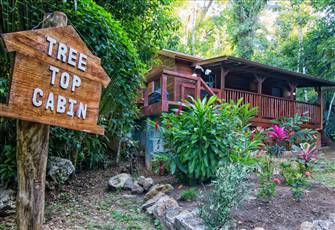 Vacation in a Eco Friendly Vacation Rental in Cayo, Belize near Waterfalls