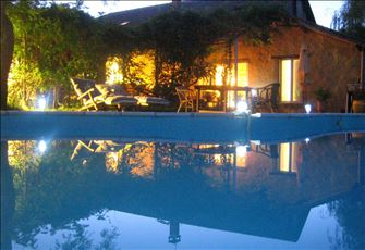 Cottage with Pool in Hilly Gascony