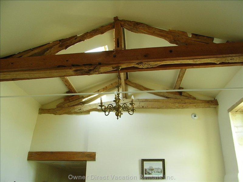 Small Barn Beams
