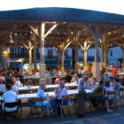 Go Local and Enjoy an Evening Meal at the Summer Night Market in Belves