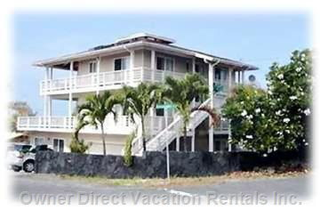 Big Island Beach Front Accommodation #74659