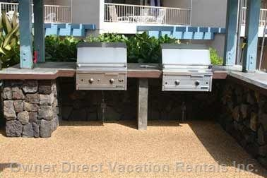Nice Barbeque Area
