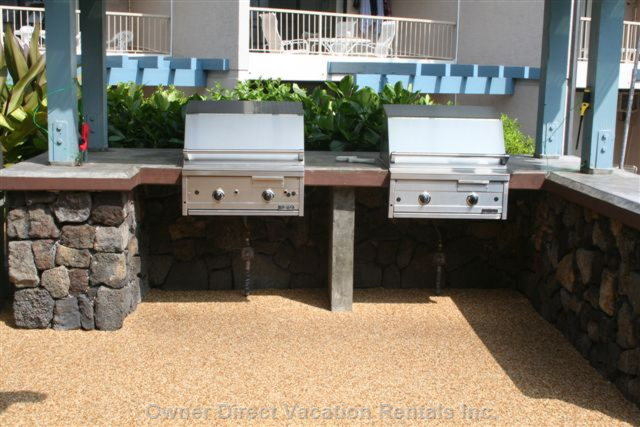 Nice Bbq Area for your Use