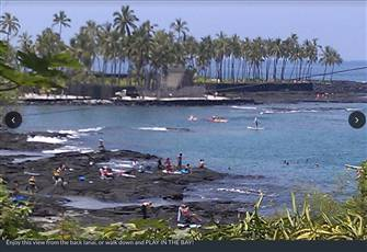 Hawaiian Paradise Less Then 2 Minutes Walk to Best Diving and Snorkeling Bay
