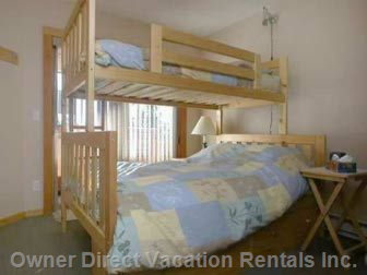 Bunk Bedroom - Single and Double
