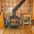 Wood Stove - Suite B