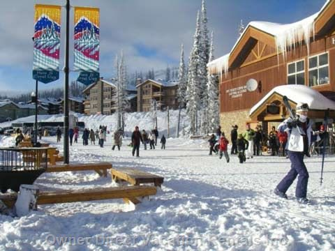Big White Snow Ghost Webcam   Owner Direct Vacation Rentals Inc