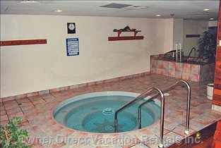 Hot Tub, Showers, Sauna, Cold Plunge Pool, Coin Laundry Facilities - Common to the Building Are the Relaxation, Wind down Facilities Including Hot Tub, Sauna and Plunge Pool.  this Area is Fully Equipped with Washrooms and Showers as Well as Laundry Facilities.