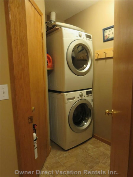 New Washer and Dryer Dec/15