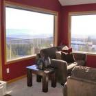 Views of Monashee Mountains from Living Room