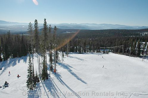 Big White Vacation Rental Property #55903
