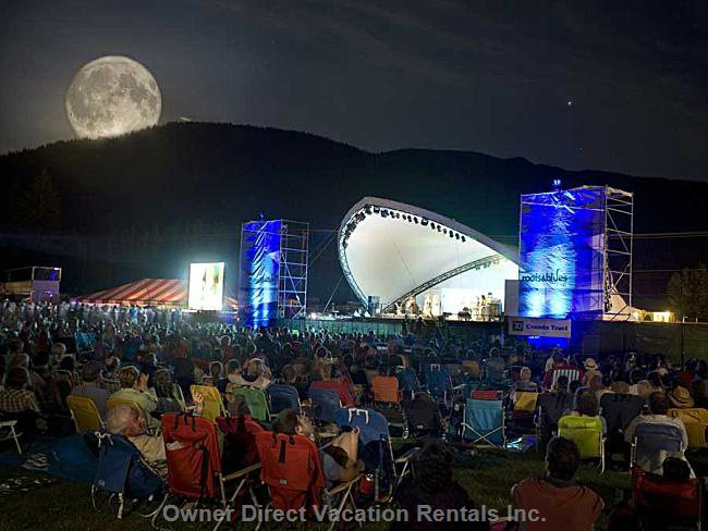 Groove to the Salmon Arm Roots and Blues Festival (Aug 15-17)