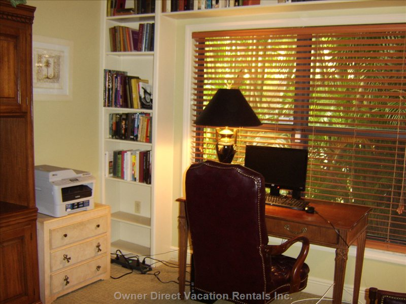Office Library Area