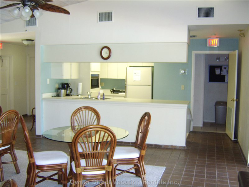 Club House Kitchen