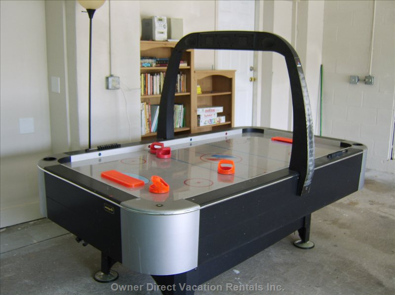 Air Hockey Table - Games Library